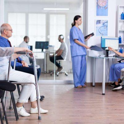 Especialização em Enfermagem em Urgência e Emergência