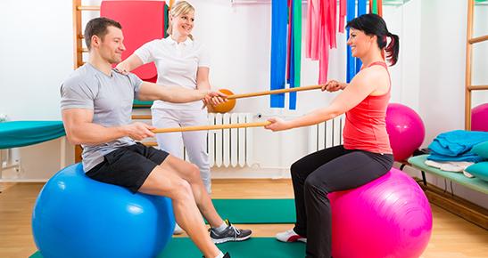 Fisioterapia na Saúde da Mulher e do Homem