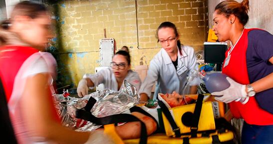 Enfermagem em Urgência e Emergência com Ênfase em Atendimento Pré-hospitalar