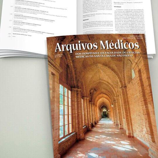 Revista Arquivos Médicos